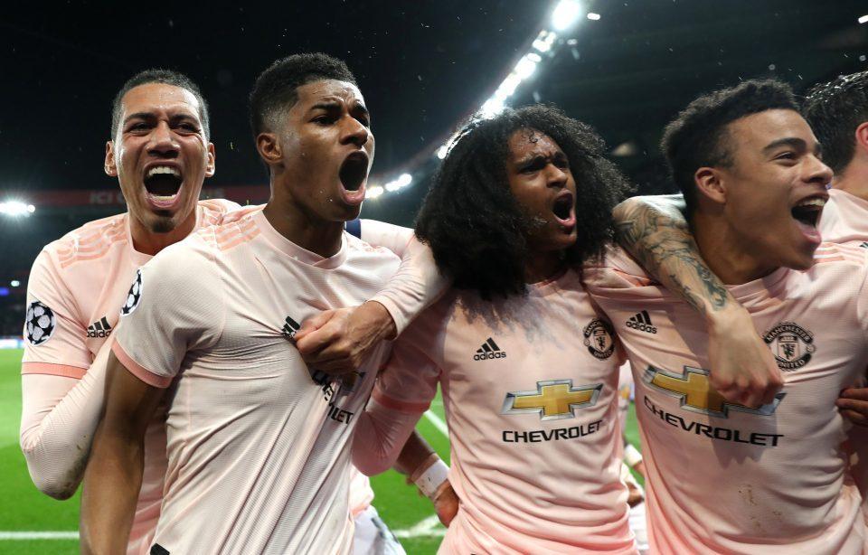 Xác định 4 đội bóng vào tứ kết Champions League