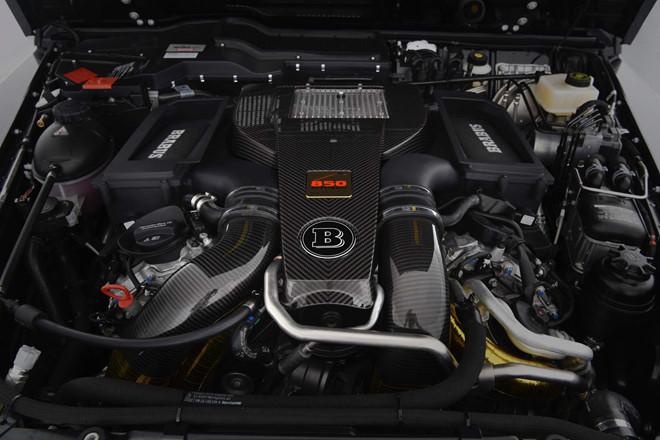 Siêu SUV Mercedes-AMG G63 Brabus giá gần 13 tỷ đồng, chỉ có 5 chiếc