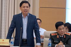 Bộ trưởng GTVT: Ai mất bằng lái xe đều phải thi lại