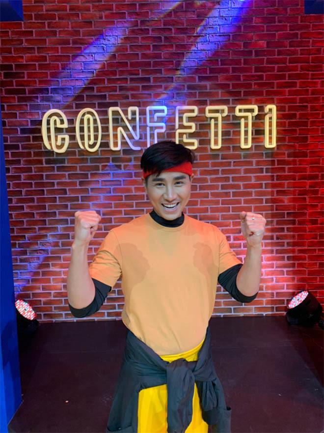 """Nguyên Khang phản pháo khi bị 'tẩy chay' ở Confetti: """"Tôi là MC được chọn đầu tiên"""""""