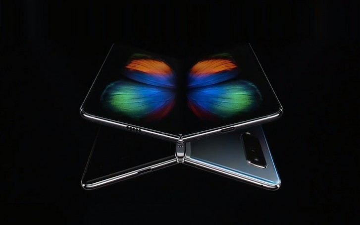 Điện thoại Samsung,Galaxy Fold
