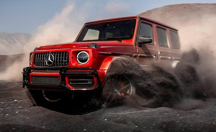Top 10 xe SUV đắt nhất năm 2019 dành cho đại gia