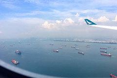 Eo biển Singapore - gương phản chiếu 'sức khỏe' kinh tế toàn cầu