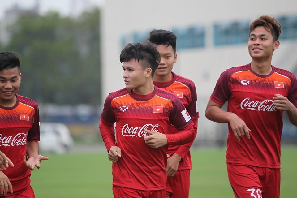 VOV, VTC sở hữu bản quyền vòng loại U23 châu Á 2020