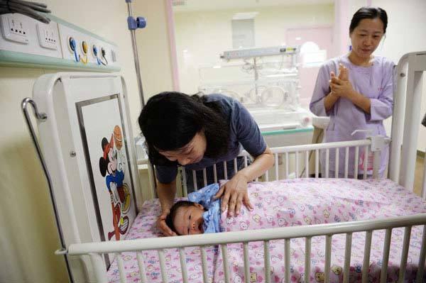 Thượng Hải,dân số,trẻ sơ sinh