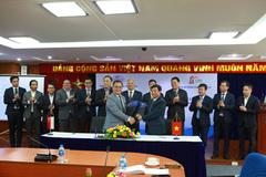 Vinaconex 'bắt tay' với đối tác ngoại