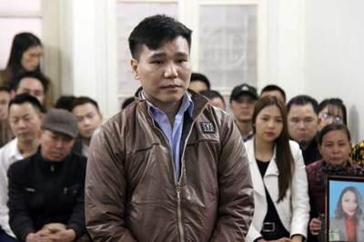 Nhét tỏi làm cô gái tử vong, Châu Việt Cường nhận án 13 năm tù