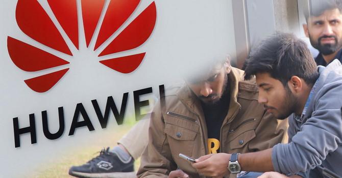 Huawei,mạng 5G