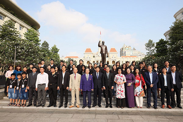 Khai mạc giải cờ vua quốc tế HDBank 2019
