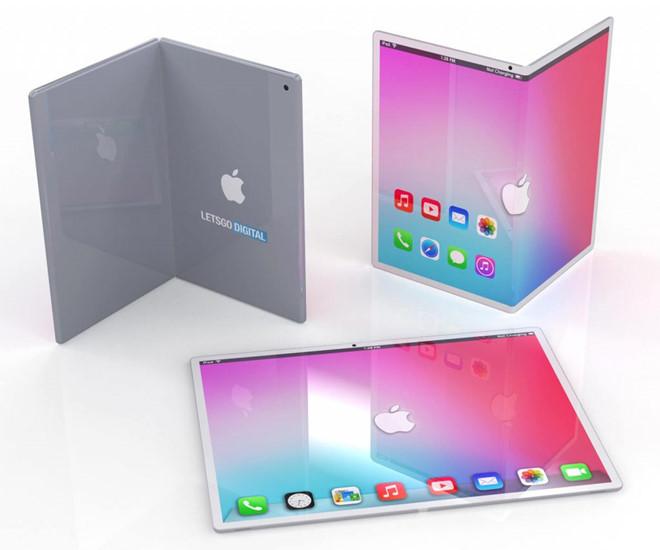màn hình gập,điện thoại màn hình gập,iPhone