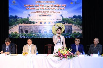 Festival Văn hóa truyền thống Việt sẽ diễn ra trong 5 ngày