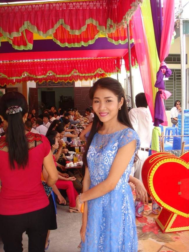 Nhà tiền tỷ ở Sài Gòn và ở quê Thanh Hóa của Á hậu Hoàng Thùy