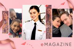 Chuyện tình nữ phi công Việt xinh đẹp và giám đốc khách sạn người Pháp