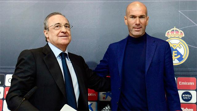 Zidane trở lại Real Madrid: Bão tan sau 284 ngày
