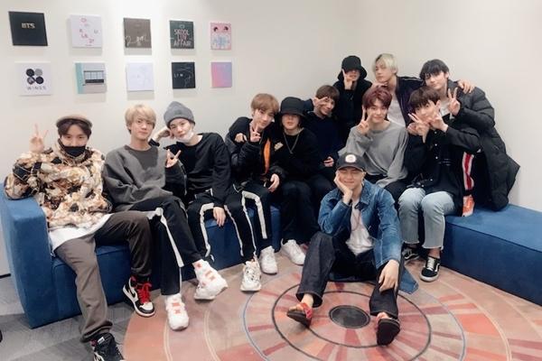 Sao Hàn,Kang Daniel,Ha Sung Woon,BTS,Park Bom,Park Min Young,BLACKPINK