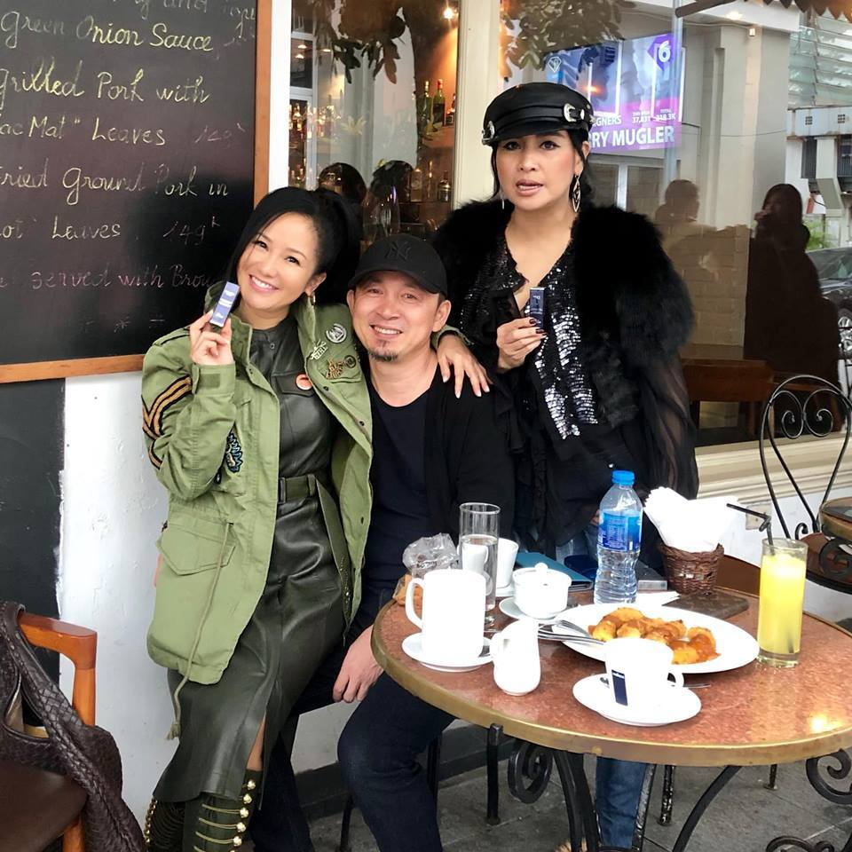 Hồ Ngọc Hà,Mai Phương,Hồng Nhung,Elly Trần