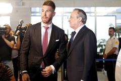 Real loạn to: Ramos cãi thẳng mặt Chủ tịch Perez
