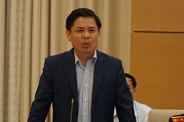 Mã QR,Bằng lái xe,Bộ Giao thông,Bộ trưởng Nguyễn Văn Thể,Cách mạng Công nghiệp 4.0