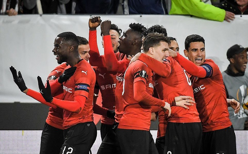 Rennes,Arsenal