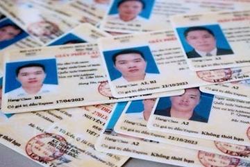 Đề xuất mất bằng lái phải thi lại: Quản lý yếu kém, đẩy khó cho dân