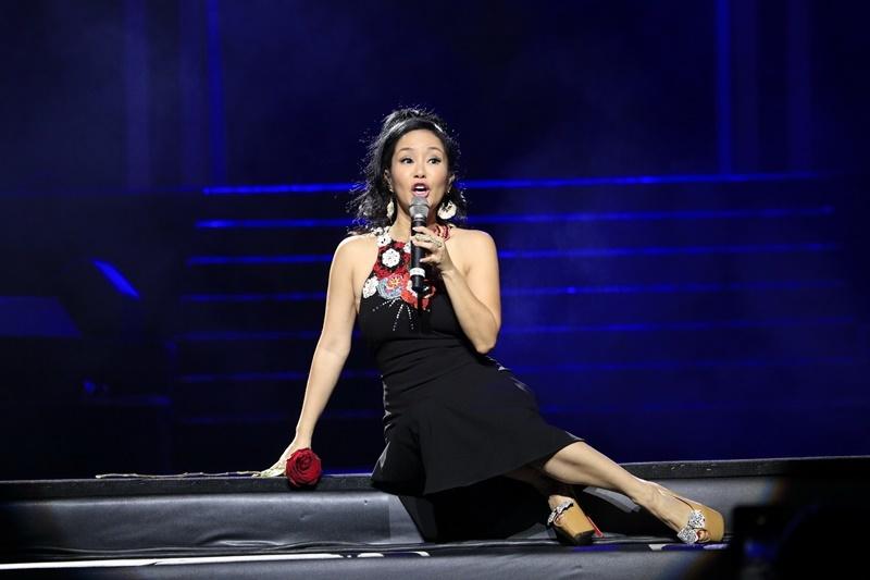 Bằng Kiều: 'Mỹ Linh là người phụ nữ đầu tiên của tôi'