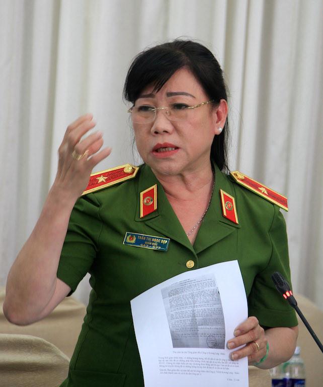 Chân dung 2 nữ tướng công an ở miền Tây