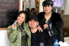 'Chuyện ba người' của Thanh Lam, Quốc Trung, Hồng Nhung