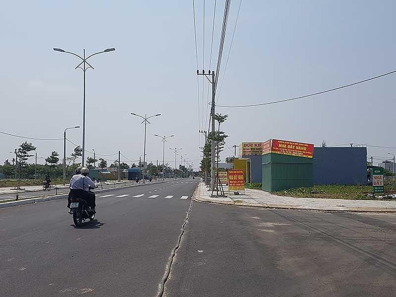 đất Đà Nẵng,đất Quảng Nam,cò đất,sốt đất