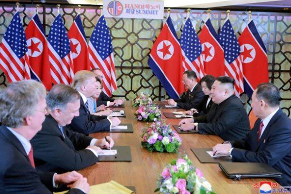 Ông Trump sẵn sàng đàm phán lại với Triều Tiên