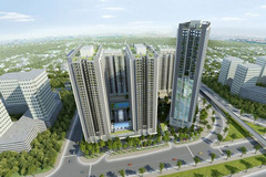 Phúc Hà ra mắt dòng căn hộ Premium giá 18 triệu/m2