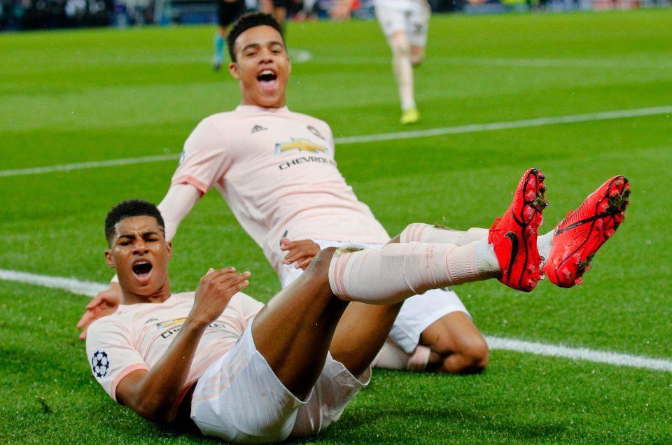 Mourinho sửng sốt trước chiến công rực rỡ của MU
