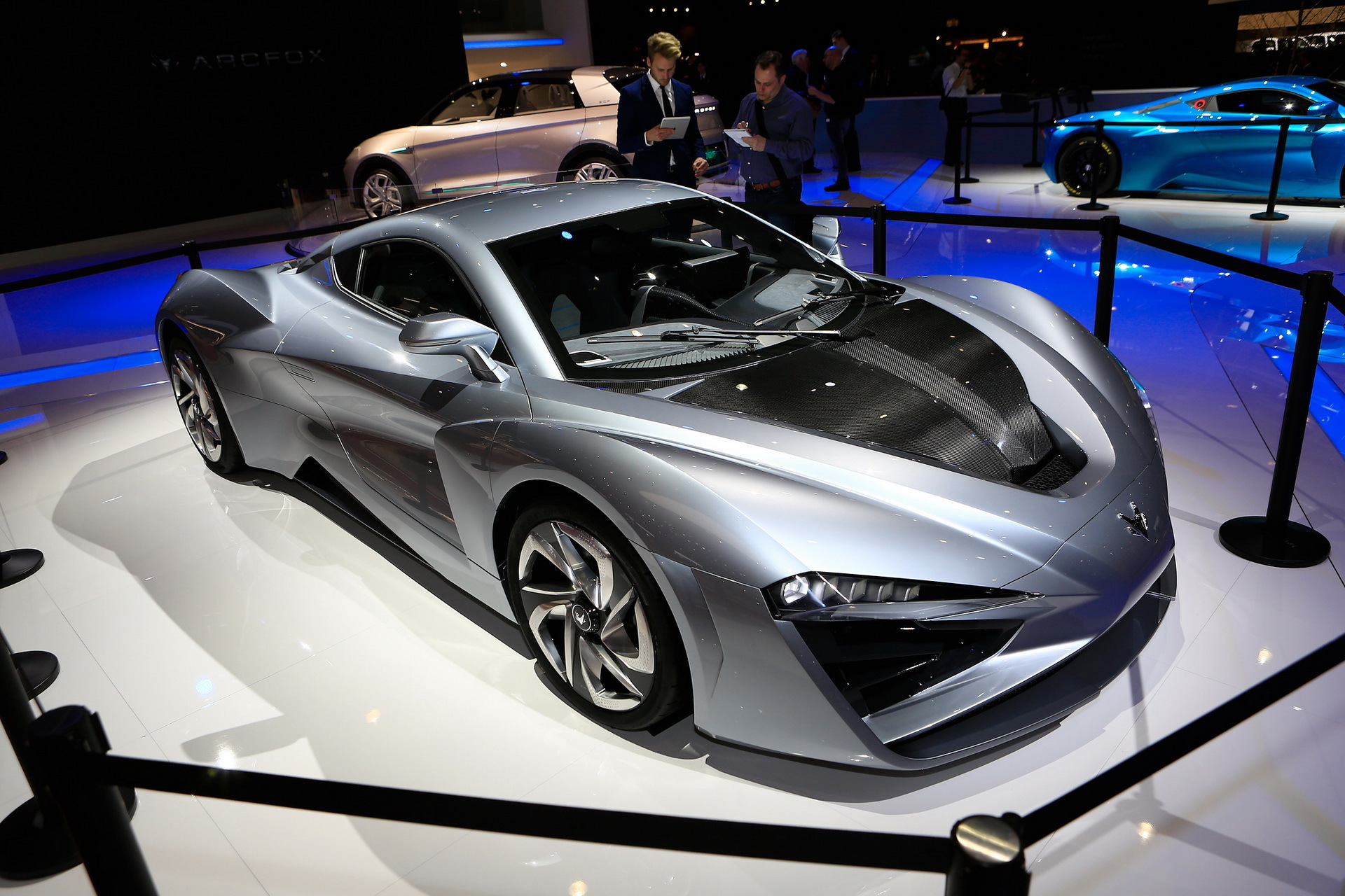 Bugatti,siêu xe,BAIC,xe Trung Quốc,ô tô Trung Quốc