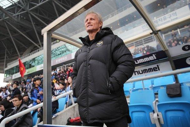 Công Phượng,HLV Incheon United,HLV Andersen,K-League,Incheon United