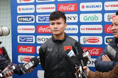 """Quang Hải: """"U23 Việt Nam không dễ đá khi gặp Thái Lan"""""""
