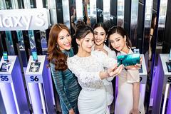 4 Hoa hậu đọ sắc trong một khung hình: Ai lộng lẫy hơn?