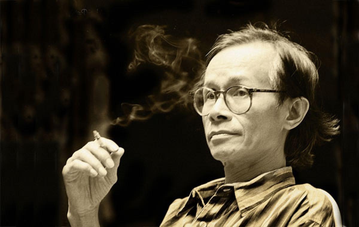 Nhà phê bình văn học Đặng Tiến: Trịnh Công Sơn hạnh phúc, nhưng rất nhiều cơn trầm cảm