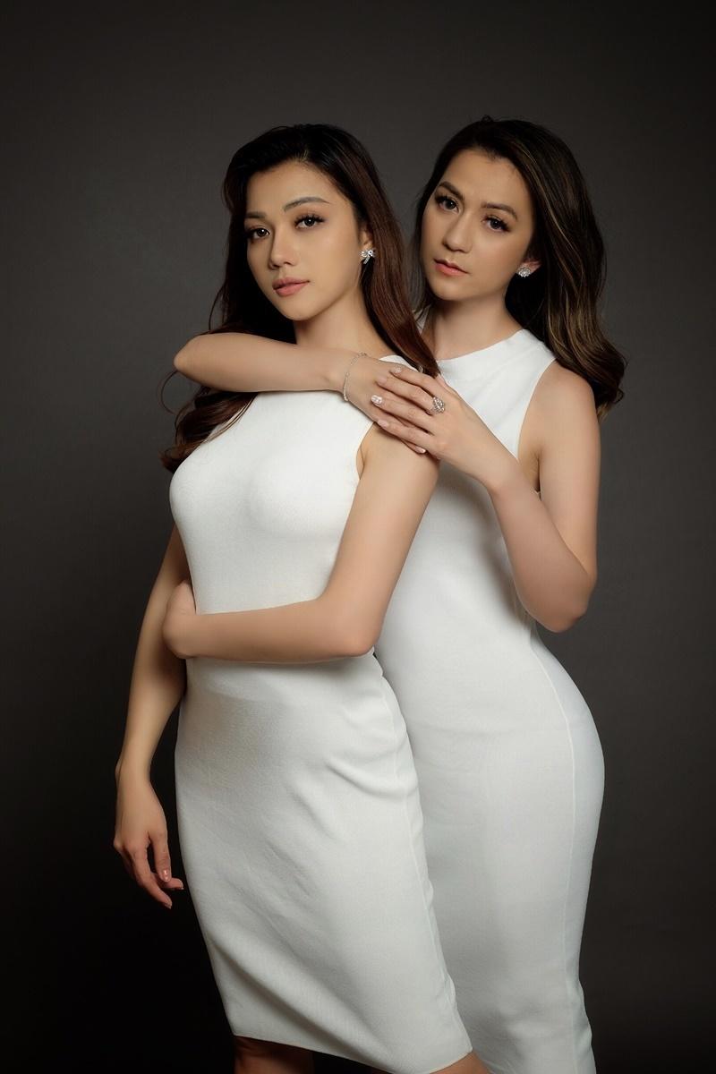 Chị gái hoa hậu xinh đẹp ít biết của Thái Nhiên Phương