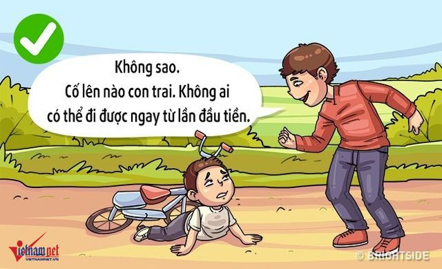9 câu nói 'có sức mạnh' trẻ luôn muốn nghe từ cha mẹ