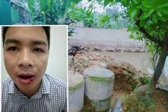 Thầy giáo Hà Tĩnh dùng tuýp sắt ném hàng xóm gãy 5 răng