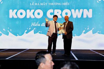 Ra mắt sản phẩm dinh dưỡng dành cho trẻ nhỏKoko Crown