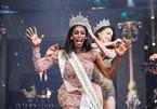 Người đẹp Mỹ đăng quang, Nhật Hà dừng chân ở top 6 Hoa hậu chuyển giới