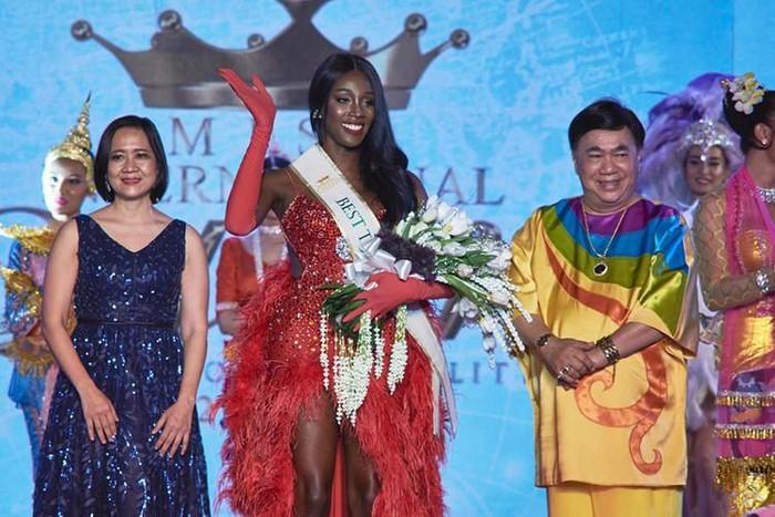 Hoa hậu chuyển giới quốc tế,Miss International Queen,Jazell Barbie Royale
