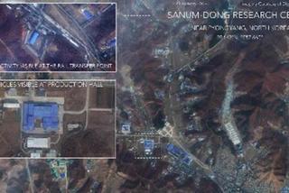 Ảnh vệ tinh tiết lộ hoạt động tại bãi thử tên lửa Triều Tiên