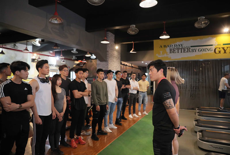 Vietnam Fitness Model 2019 thu hút thí sinh 3 miền