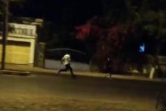 Xác minh clip cô gái bị đánh dã man trên đường đêm 8/3