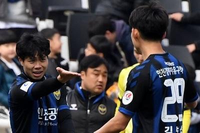 Công Phượng: Incheon tinh tường, CP23 sẽ là mối đe dọa K-League