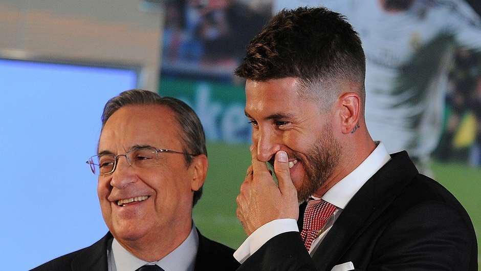 Real loạn: Perez xuống nước, Ramos cướp ghế HLV Solari