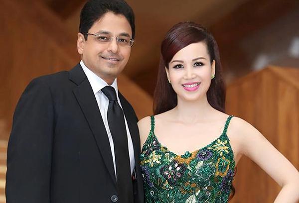 Hoa hậu Việt giỏi 5 ngoại ngữ: Chồng tôi chẳng có gì để chê...