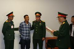 Bộ Quốc phòng bắt đối tượng truy nã quốc tế Lê Quang Hiếu Hùng