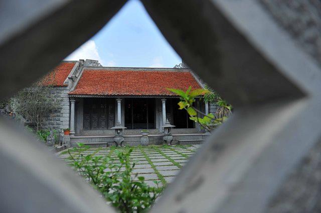 Ngôi nhà đá 'độc nhất vô nhị' ở Ninh Bình